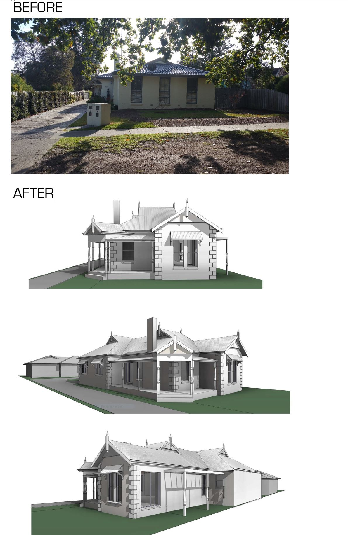 Single Storey Extension Design Projects Melbourne - VIC